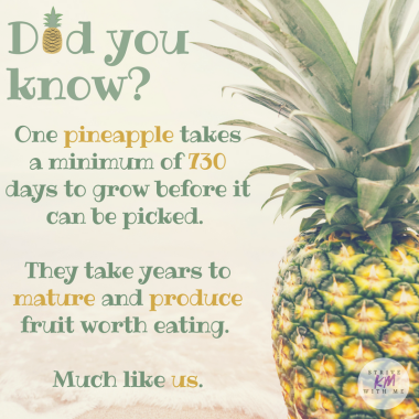 Pineapples and People